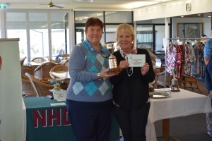 36 Hole Closed Scratch winner