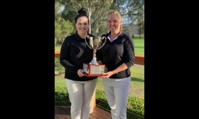 District Women's Foursomes contested at Waratha